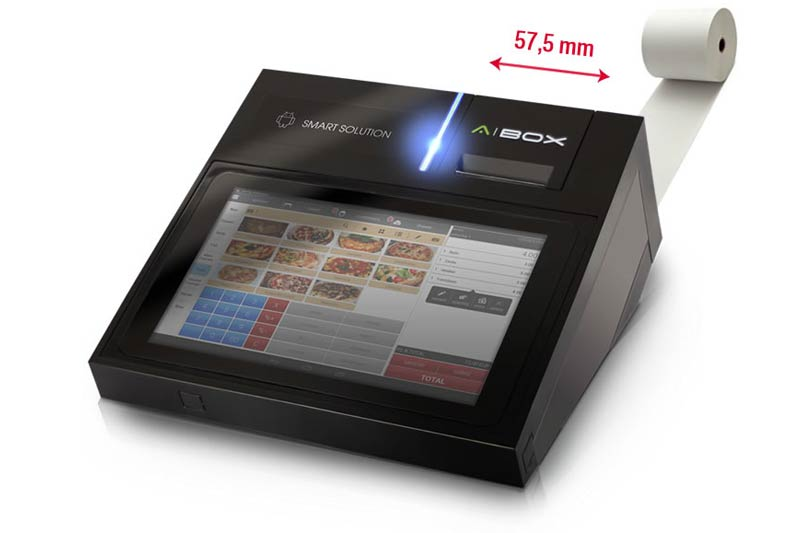 Kompakt Touchkasse mit Drucker kaufen
