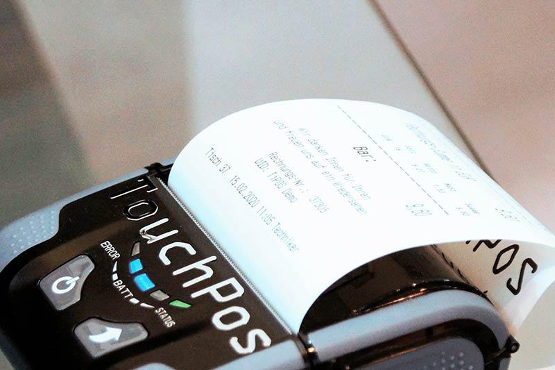 Bondrucker, Scanner für Kasse kaufen Reutlingen