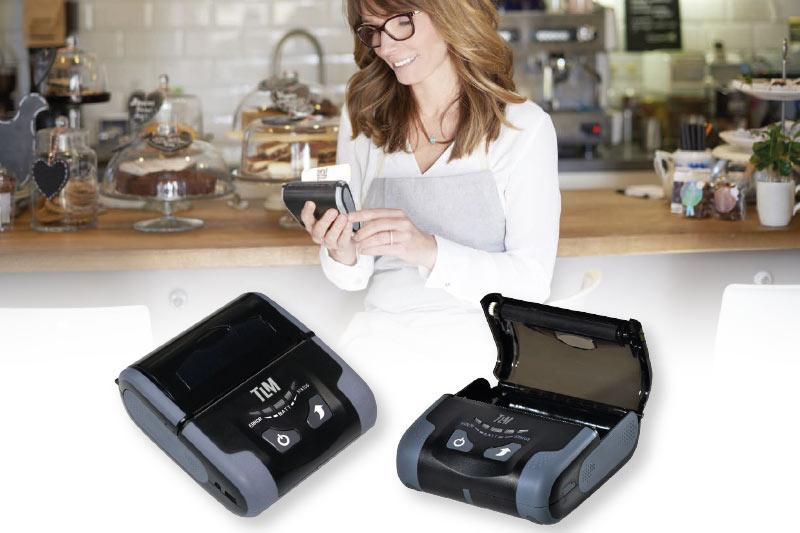 RPP mobiler, Thermodrucker für Gastronomie