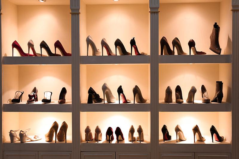 Kasse für Modegeschäft und Schuhgeschäft